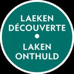 Logo Laeken Découverte - Laken Onthuld