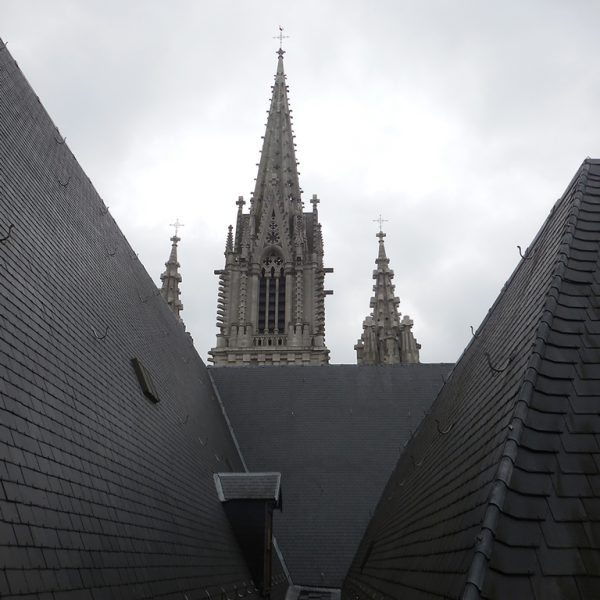 église de Laeken