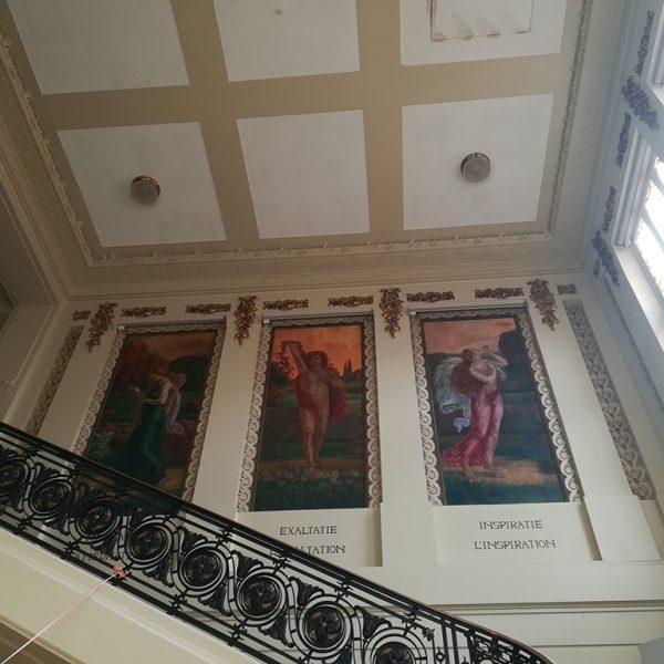 Hotel communal de Laeken